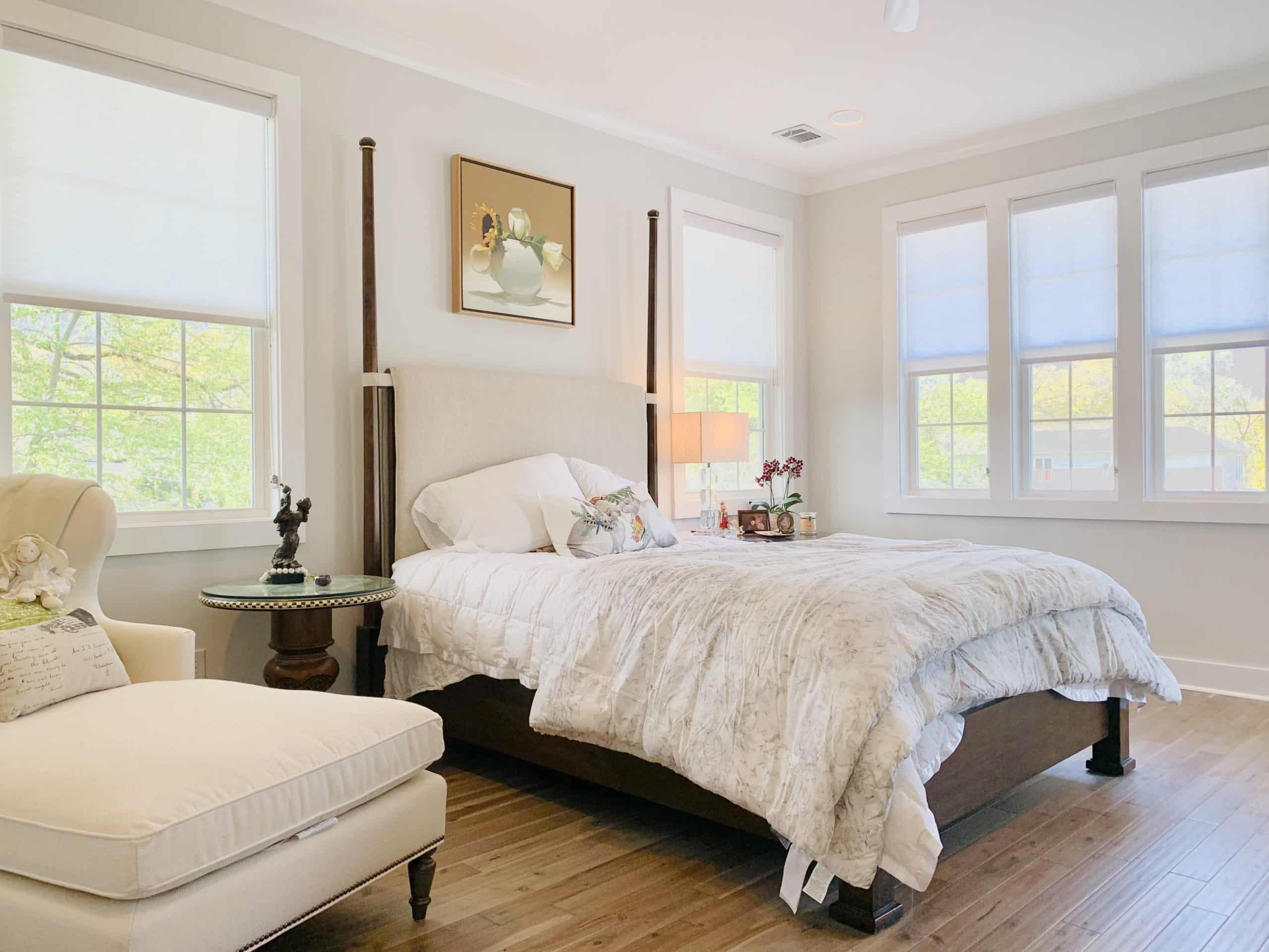 Gray_Roller_Shades_Bedroom