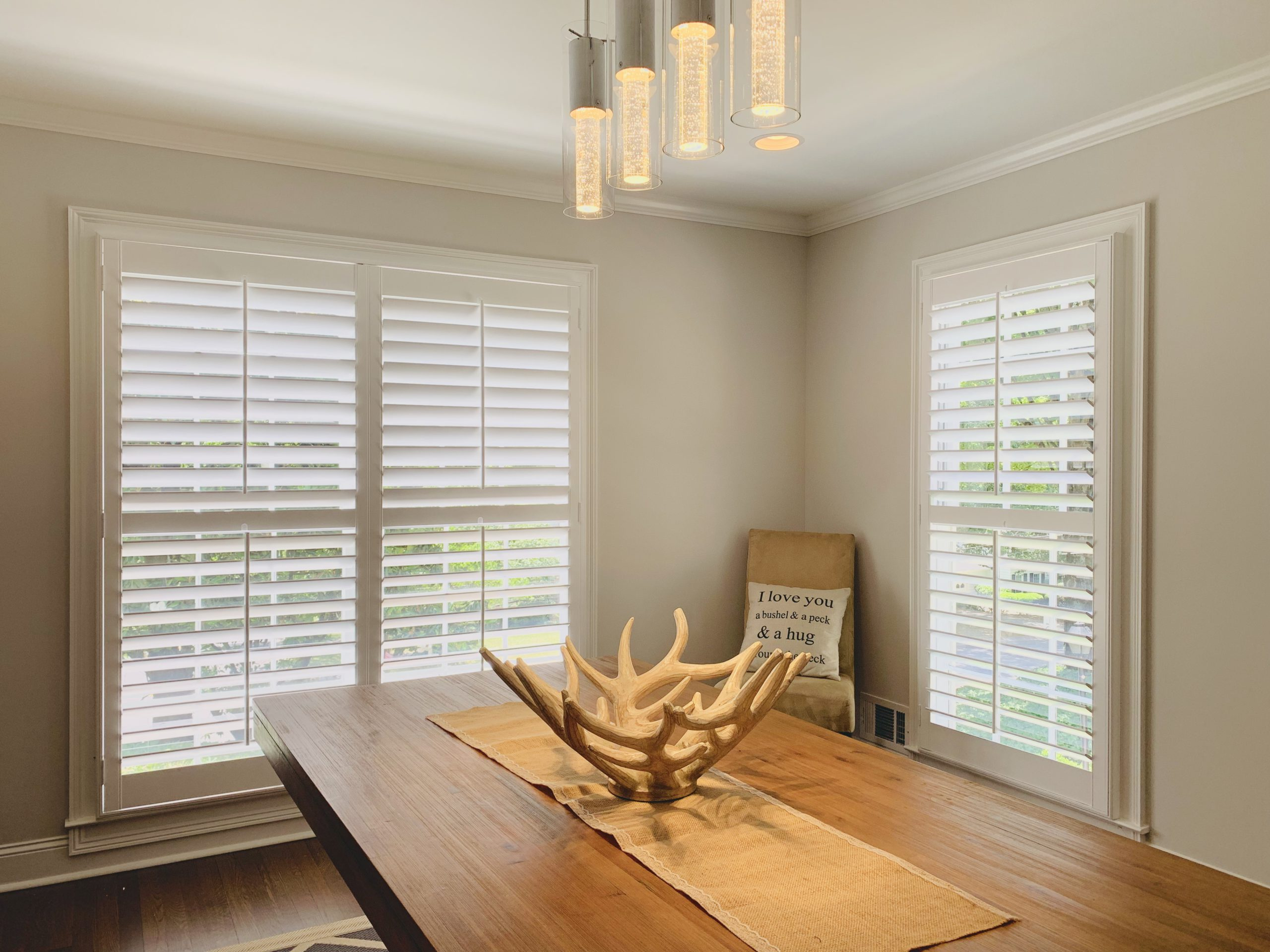 Custom Plantation Blinds