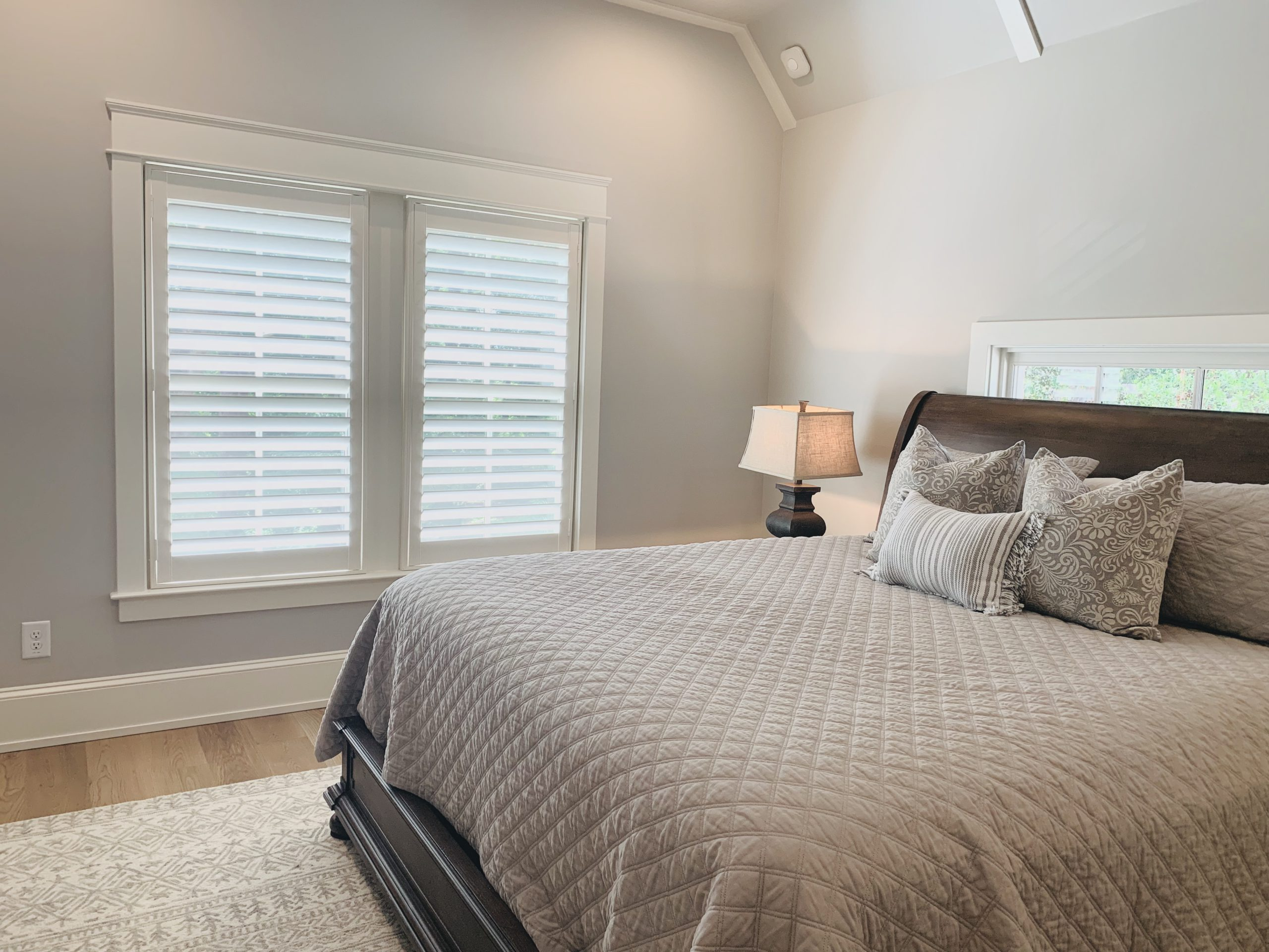 Hidden Tilt Plantation Shutters